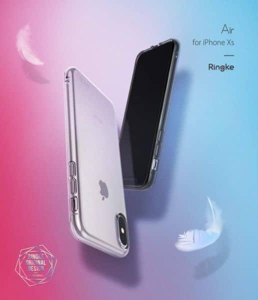 RINGKE AIR IPHONE Xs/X Clear