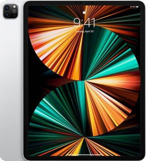 12.9-inch iPad Pro Wi‑Fi + Cellular 512GB - Silver (2021)