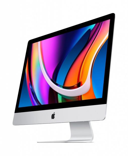 Apple 27 iMac Retina 5K: 3.1GHz 6-core 10th Intel Core i5, RP5300/256GB