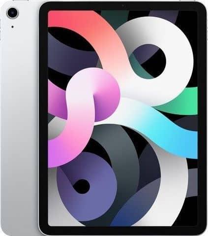 10.9-inch iPad Air Wi-Fi + Cellular 256GB - Silver