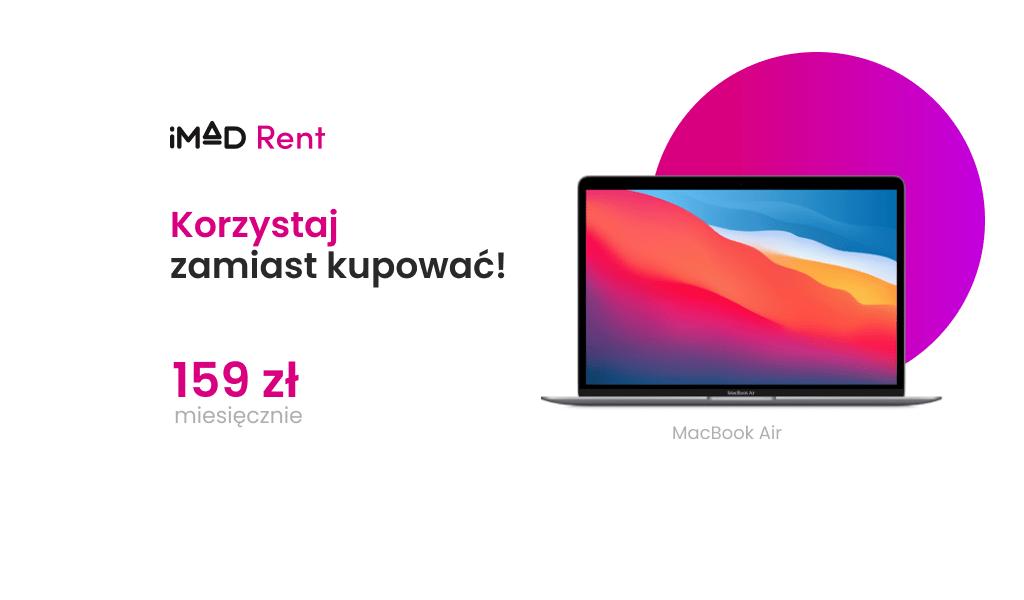 iMad Rent Macbook